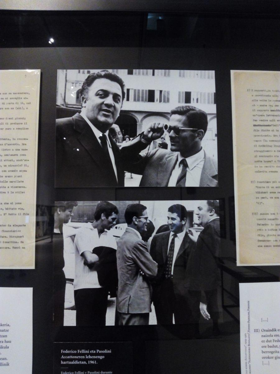 el_circulo_del_fotograma_pasolini_roma_museo_san_telmo_con_federico_fellini